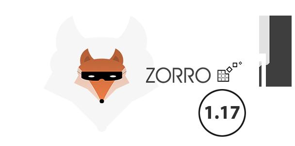 logo system zorro